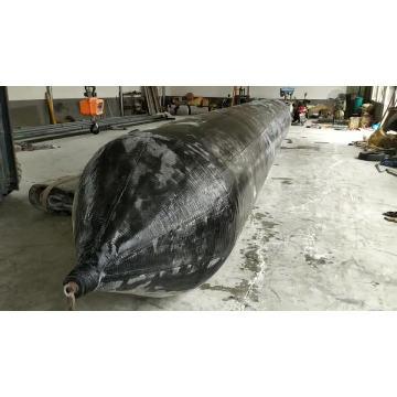 2019 hot sale ChangZhongShun brand ship launching marine rubber airbag