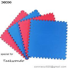 DECOO hochwertige eva-schaum puzzle matte, indoor sport taekwonde karate matte