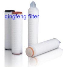 Cartouche filtrante en PTFE pour la filtration des liquides et des gaz