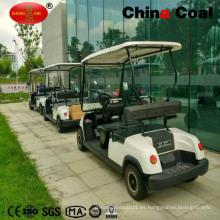 China Precio de fábrica 8 pasajeros carrito de golf eléctrico en venta