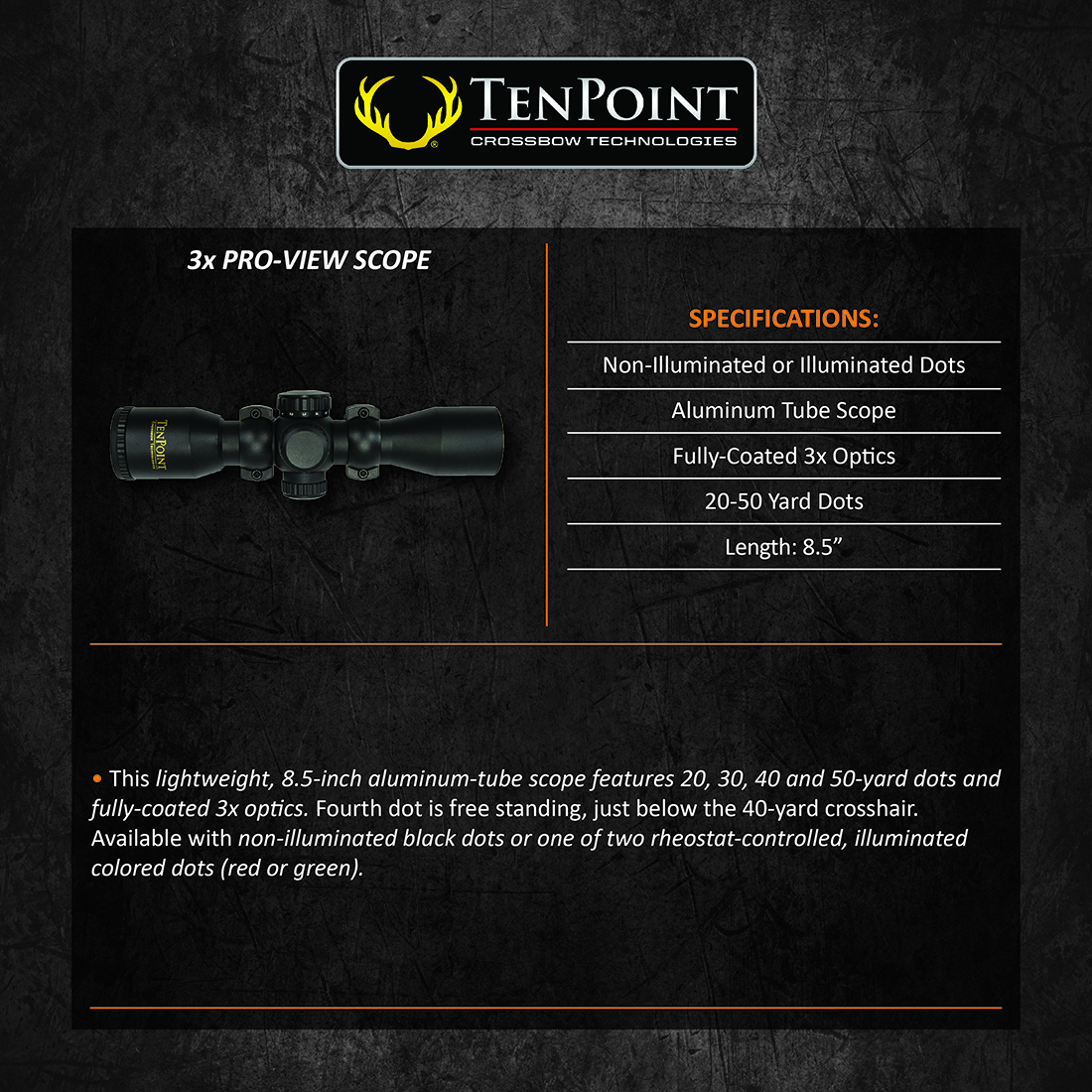 TenPoint_3x_ProView_Scope_Product_Description