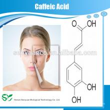 Suministro del fabricante CAS.331-39-5 Extracto de la planta ácido cafeico puro