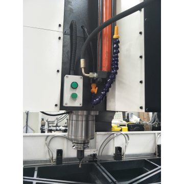 Gnatry Type CNC Drilling Machine