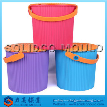 paint bucket injection mold