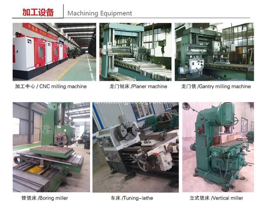 2 Machining Equipment