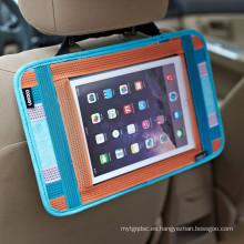 Organizador del coche para el iPad y el ordenador