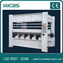 Hot Press Machine Short Cycle Hot Press para aglomerado