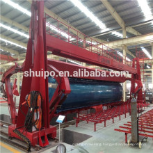 Tank rolling machine(Metal rolling machine)/Tank Aluminum Roll Forming/Equipment for Tank Manufacture
