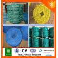 2016 Hot sale hot dip galvanized wire/cheap barbed wire/galvanized barbed wire
