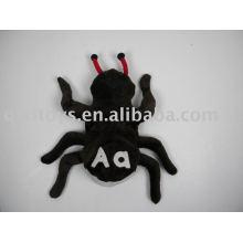 animal de formiga recheado fantoche de mão de pelúcia