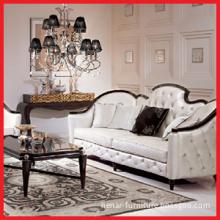 Hot Sale European Style Hotel Sofa Fabric Sofa for Apartment