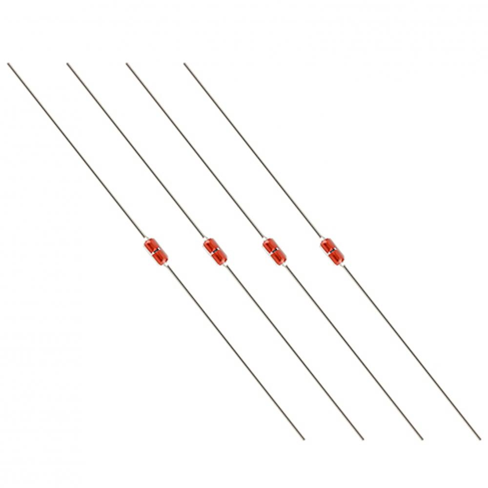 Glass Encapsulated NTC Thermistor with Diode Type