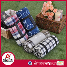 Alibaba hot sale China wholesale children picnic blankets