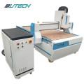 Máquina automática de cambio de cnc para la fabricación de armarios.