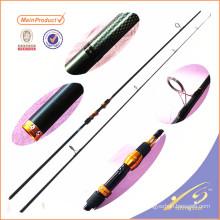 CPR006 Nano barra de carpa de carbono Venta caliente Caña de pesca de fundición barata