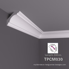 High Stability PU Decorative Cornice Moulding With A Great Variety Of Models