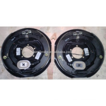 RV electric drum brake plate pair 12V
