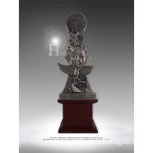 Military Trophy Witha Heavy Weight for Ceremony Use