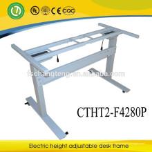 CE электрическая регулировка офисный стол высота регулируемая сидеть стоять стол поставщик рамка