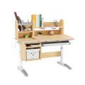 Mesa de estudo com cadeira de mesa infantil estante