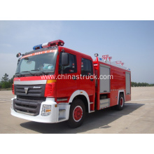 8T Foton Daimer Fire Fighting Truck