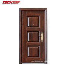 TPS-008 Alibaba Puertas Fabricante Kerala Steel Doors India