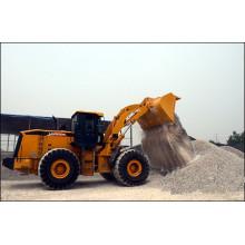 Carregador de rodas de 8 toneladas 4.5 M3, carregador de rodas (LW800K)
