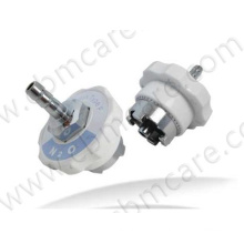 Medical Afnor N2o Adaptors with French Standard Gas Outlets.