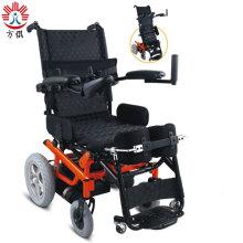 Стоячая электрическая инвалидная коляска при мышечной дистрофии