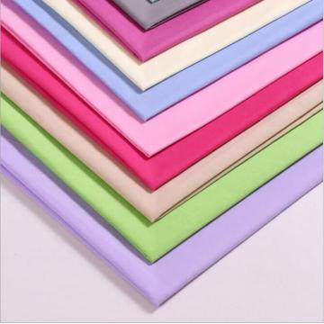 Dye voile combed plain garment fabric
