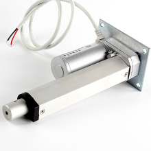Linear actuator for Beauty Bed