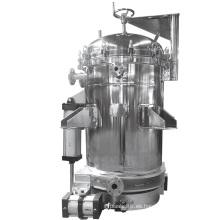 Máquina de filtro de diatomita tipo columna