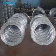 Factory Direct Hot Dipped Galvaniserad Plain Fence Wire