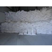 Carbonate de magnésium en poudre blanche