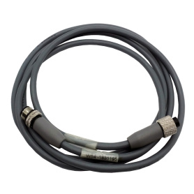 M12 waterproof cable assembly