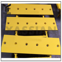 high quality Chinese goods wheel loader skid steer bucket cutting edge for loader