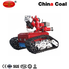 Robot de lucha contra incendios