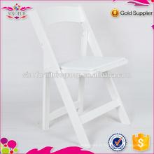 Fabricação de cadeira de dobradura de resina exterior China