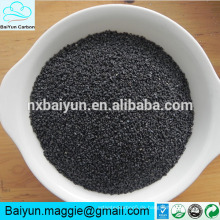 Für abrasive und hochschmelzende hochaluminiumoxidhaltige chemische Zusammensetzung