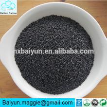 Pour la composition chimique abrasive et réfractaire haute AL2O3 conctent brun alumine fusionnée