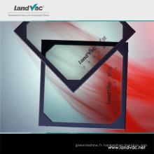 Unités isolantes de double isolation de vide de vente chaude de Landvac Alibaba pour des vitrines