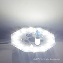 Module AC LED 220V à lentille ronde 8W AC