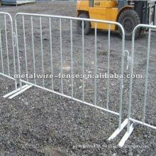 Barreiras de tráfego para controle de pedestres