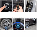 Tire Air Pump, Portable 12V Electric Air Compressor Pump 150PSI with Gauge Vehicle Inflatable Pump for Cars, Trucks