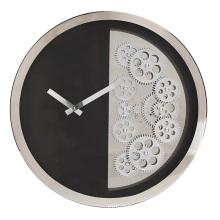 16 polegadas rodada relógio de parede pendurado