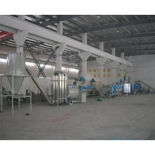 Plastic PE PP Film Washing and Recycling Granulating Machine Line