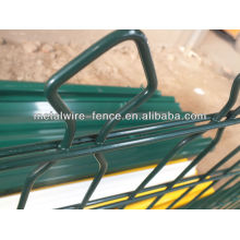PVC Ornamental spear top metal fence