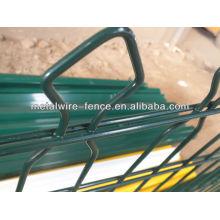 PVC Ornamental lança cerca de metal superior