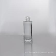 Petites bouteilles en verre de parfum de pulvérisateur de pièce 50ml