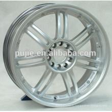 17x7 18x8.5 4x100 5x100 глубокая тарелка серебряные диски из легкого сплава